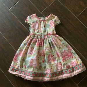 🎀 BEAUTIFUL dress for girl sz. 4t 🎀